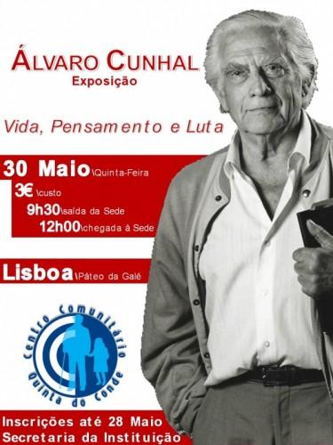 Exposição Alvaro Cunhal