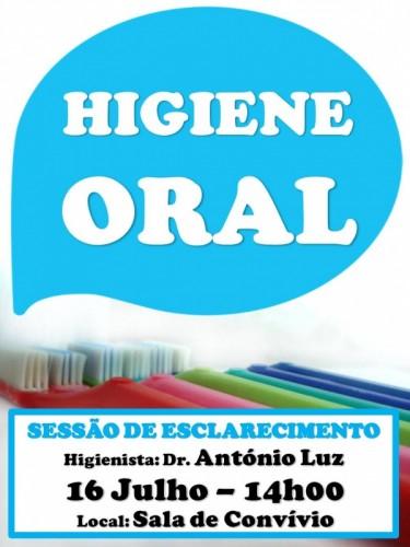 Sessão. Higienista Oral