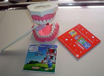 (1) Higienista Oral.Pré-Escolar