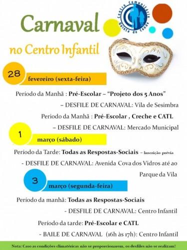 Carnaval no CI