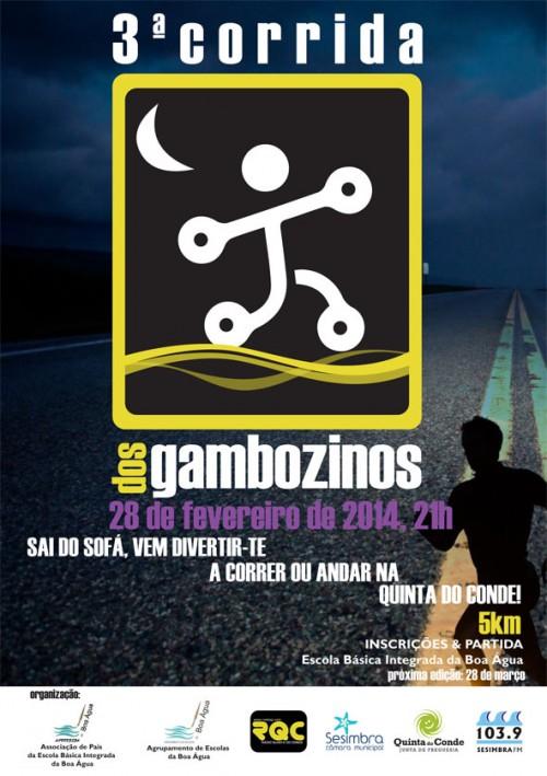 Corrida dos Gambozinos | Centro Comunitário da Quinta do Conde