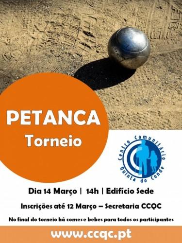 Torneio de Petanca
