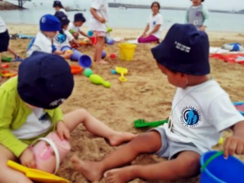 Praia Creche