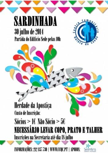 Sardinhada(CMS)