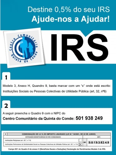 IRS-CCQC-Cartaz