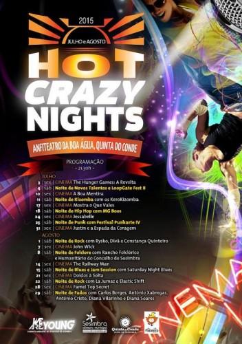 CCQC no Hot Crazy Night
