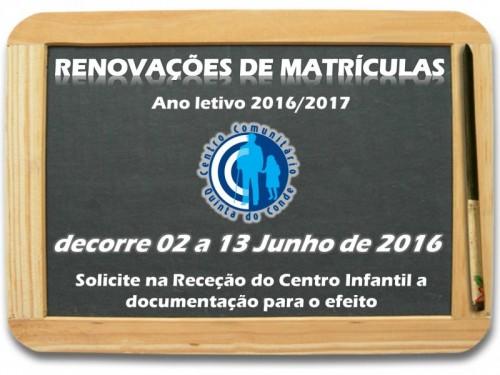 Renovação'16