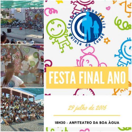 Festa Final Ano