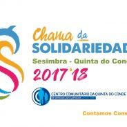 CCQC recebe a Chama da Solidariedade