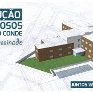 Abaixo Assinado: Construção do Lar de Idosos