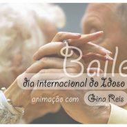 Baile do Dia Internacional do Idoso