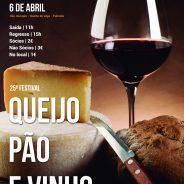 Festival do Queijo, Pão e Vinho