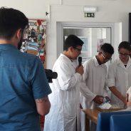 Projeto de Voluntariado da EBI no Centro Dia …