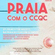 Praiacom o CCQC!