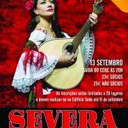 "Ida ao Teatro Politeama – Musical ""Severa"""