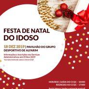 Festa de Natal do Idoso