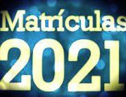 Renovação de Matrículas até 22 de junho