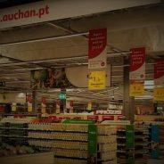 Agradecimento ao Grupo Auchan