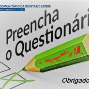 Ajude-nos a Melhorar Através do Questionário Online