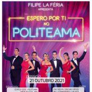 Teatro Espero por Ti no Politeama – Inscrições Abertas